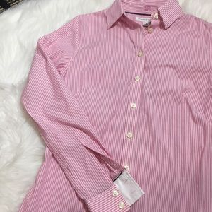 Tops - Banana Republic non-iron fitted button up